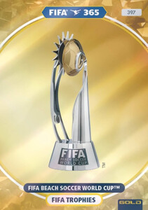 2021 FIFA 365 FIFA TROPHIES - FIFA Beach Soccer World Cup #397