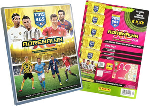 FIFA 365 2021 Album + Multipack