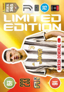 FIFA 365 2021 LIMITED Merih Demiral
