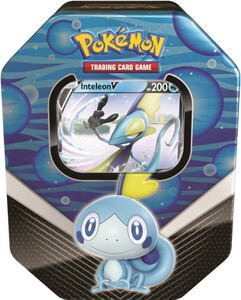 Pokemon TCG Power Tin Galar Partners INTELEON V