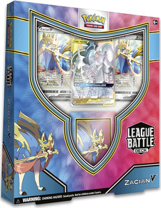 Pokemon TCG: Zacian V League Battle Deck