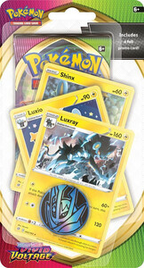 Pokemon TCG: Vivid Voltage Premium Checklane Luxray