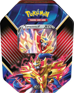 Pokemon TCG; Sword & Shield - Rebel Clash Legends of Galar - Zamazenta V