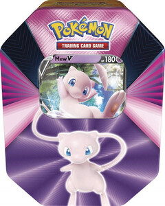 Pokemon TCG; V Forces Tin Spring 2021 Mew