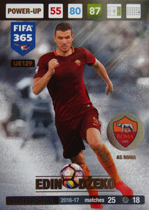 UPDATE 2017 FIFA 365 WINTER STAR EDIN DŹEKO #129
