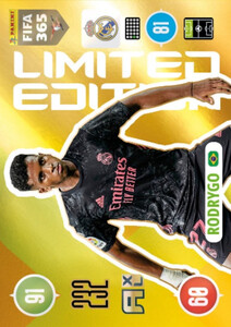 UPDATE FIFA 365 2021 LIMITED Rodrygo