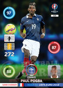 ROAD TO EURO 2016 GAME CHANGER Paul Pogba #329