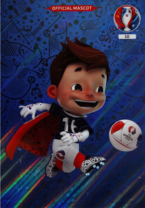 EURO 2016 Official Mascot #10