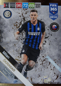 2019 FIFA 365 UPDATE WINTER STAR Milan Škriniar #123