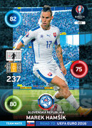 ROAD TO EURO 2016 TEAM MATE Marek Hamšík #193