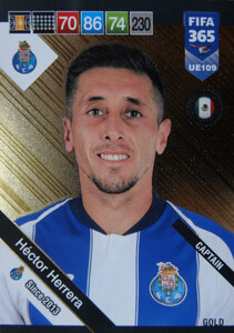 2019 FIFA 365 UPDATE CAPTAINS Héctor Herrera #109