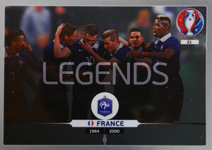 EURO 2016 LEGEND Team Francja #21