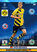 2014/15 CHAMPIONS LEAGUE® TEAM MATE Sven Bender #111