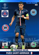 2014/15 CHAMPIONS LEAGUE® TEAM MATE Thiago Silva #200
