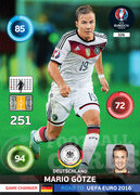 ROAD TO EURO 2016 GAME CHANGER Mario Götze #326