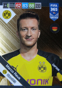 2019 FIFA 365 UPDATE CAPTAINS Marco Reus #103
