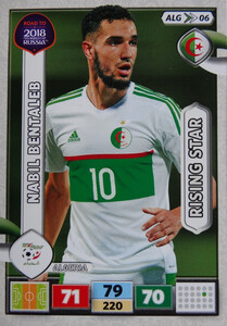 ROAD TO RUSSIA 2018 TEAM RISING STAR ALGERIA  BETALEB 06