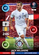 ROAD TO EURO 2016 TEAM MATE Jack Wilshere #67