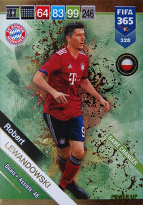 2019 FIFA 365  GAME CHANGER LEWANDOWSKI 328