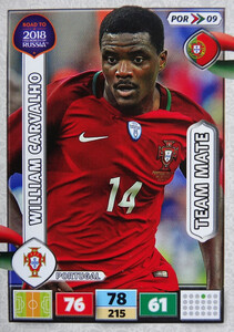 ROAD TO RUSSIA 2018 TEAM MATE PORTUGALIA  CARVALHO 09