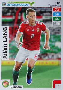 ROAD TO EURO 2020 TEAM MATE Ádám Lang 101