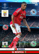 2014/15 CHAMPIONS LEAGUE® TEAM MATE Eliseu #103
