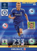 2014/15 CHAMPIONS LEAGUE® ONE TO WATCH  André Schürrle  #124