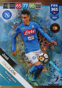 2019 FIFA 365 KEY PLAYER CALLEJON 324