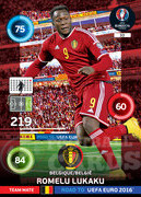 ROAD TO EURO 2016 TEAM MATE Romelu Lukaku #33