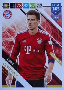 UPDATE 2019 FIFA 365 TEAM MATE Leon Goretzka #UE22