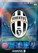 2014/15 CHAMPIONS LEAGUE® LOGO Juventus #16