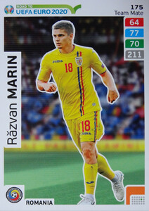 ROAD TO EURO 2020 TEAM MATE  Răzvan Marin 175