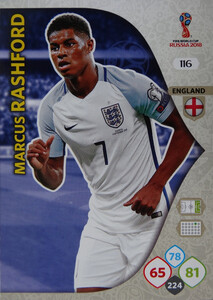 WORLD CUP RUSSIA 2018 ANGLIA TEAM MATE RASHFORD 116