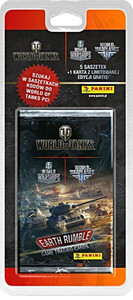World of Tanks, Blister z kartami 5+1