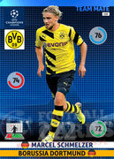 2014/15 CHAMPIONS LEAGUE® TEAM MATE Marcel Schmelzer #110