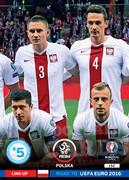 ROAD TO EURO 2016 LINE-UP Polska #152