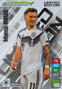 ROAD TO EURO 2020 LIMITED Marco Reus