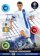 ROAD TO EURO 2016 TEAM MATE Roman Eremenko #209