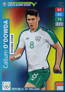 ROAD TO EURO 2020 RISING STAR Callum O'Dowda #284