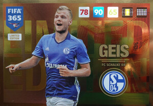 UPDATE 2017 FIFA 365 LIMITED GEIS