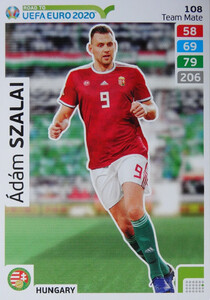 ROAD TO EURO 2020 TEAM MATE Ádám Szalai 108