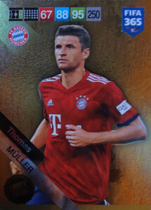 2019 FIFA 365 UPDATE LIMITED EDITION MULLER