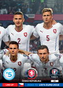 ROAD TO EURO 2016 LINE-UP Czechy #53