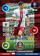 ROAD TO EURO 2016 TEAM MATE Robert Lewandowski #150