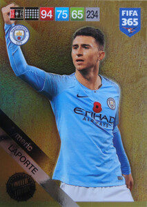 2019 FIFA 365 UPDATE LIMITED EDITION LAPORTE