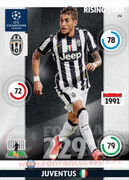 2014/15 CHAMPIONS LEAGUE® RISING STAR  Roberto Pereyra #152