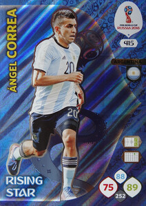 WORLD CUP RUSSIA 2018 RISING STAR CORREA 415