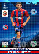 2014/15 CHAMPIONS LEAGUE® TEAM MATE Alan Dzagoev #129