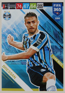2019 FIFA 365 TEAM MATE   BRESSAN 290