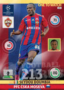 2014/15 CHAMPIONS LEAGUE® ONE TO WATCH  Seydou Doumbia #133